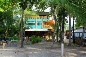 View Of School From Tamarindo Beach