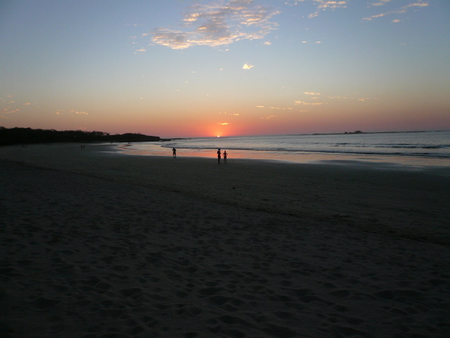 Tamarindo, Costa Rica Sunset